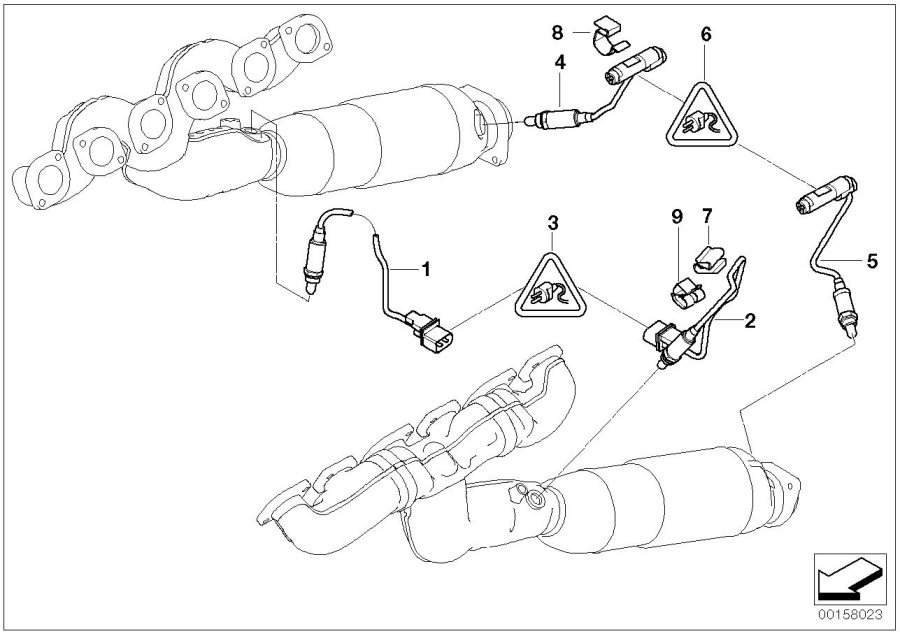 Toyota Ac  lifier Location also 1997 Bmw 528i Engine Wiring Diagram besides 1998 Bmw 740il Parts Diagram likewise 2000 Bmw 540i Engine Diagram moreover 02 Basics Replacing Your Drive Belt. on 2003 bmw 525i fuse box diagram