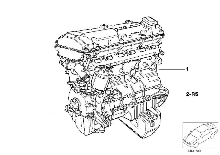 1993 bmw 325is engine diagram