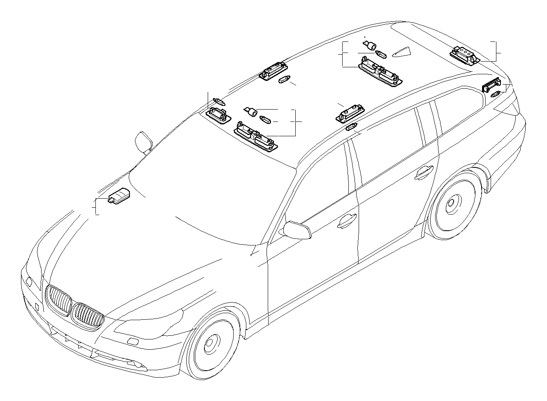 2006 bmw 550i front parts diagram  bmw  auto wiring diagram