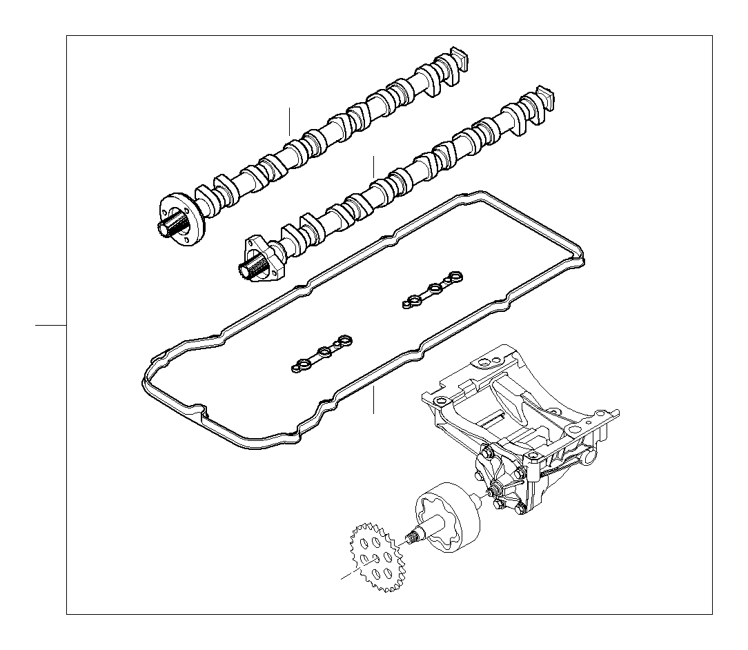 11120030496 on 2006 bmw 525i engine parts diagram