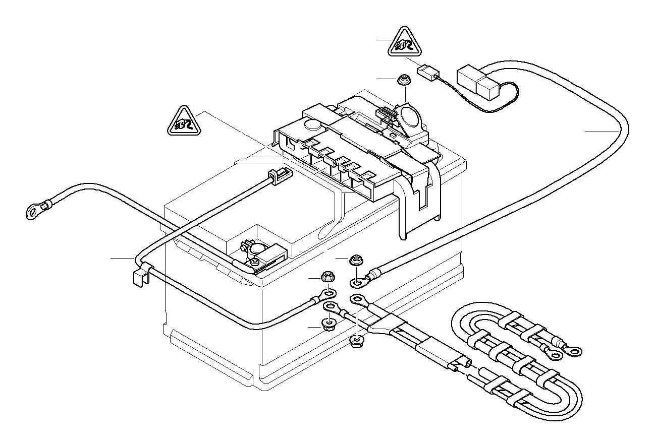 Bmw 128i Fuse Box Auto Electrical Wiring Diagram Power Distribution W System Battery