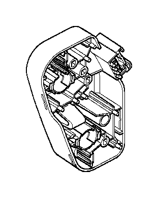 L Adapter Plug additionally Wiring A L  Fixture besides 6s65k Gm Pontiac Vibe Need Replace Amber Red Lens further Subaru Trailer Wiring Harness furthermore 9 Pin Round Trailer Wiring Diagram. on diagram of bulb and socket