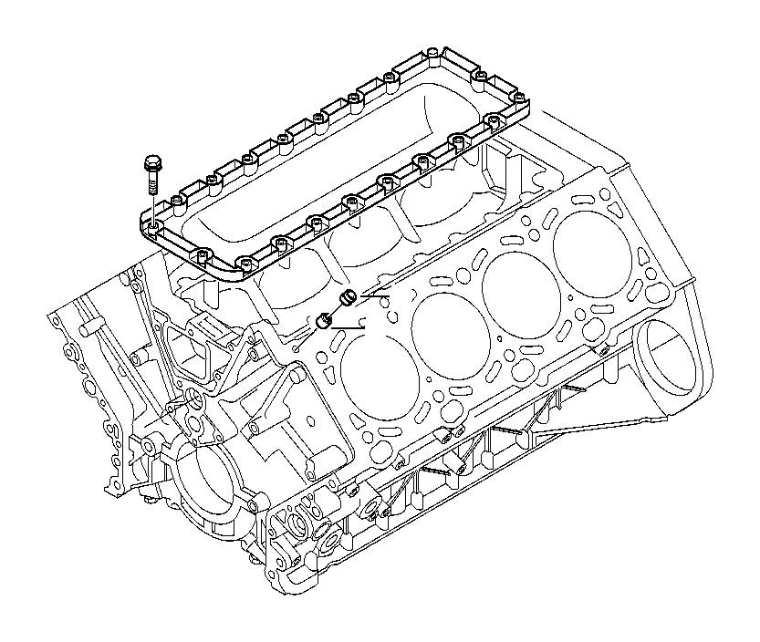 bmw 318ti spacer  engine  block