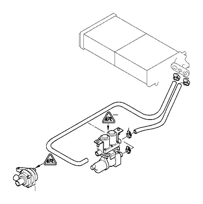2001 Bmw 530i Cooling System Diagram besides 130528 1991 Bmw 318i Vacuum Diagram likewise 2014 Honda Accord Diagram as well T18444 Bmw 328 I E36liquide De Refroidissement Qui Disparait additionally Cooling system water hoses. on bmw e36 vacuum hose diagram