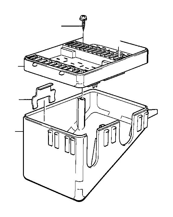 Bmw 635csi Fuse Box
