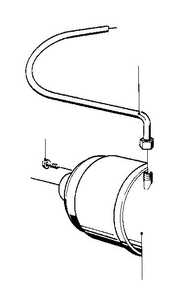 bmw 633csi fillister head self-tapping screw