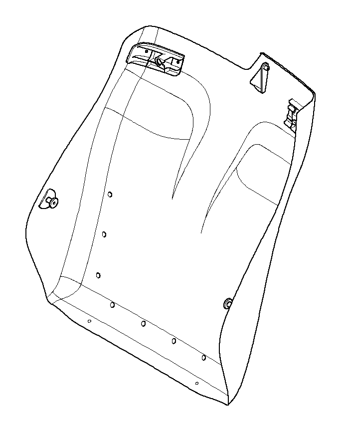 e46 m3 rear seat diagram